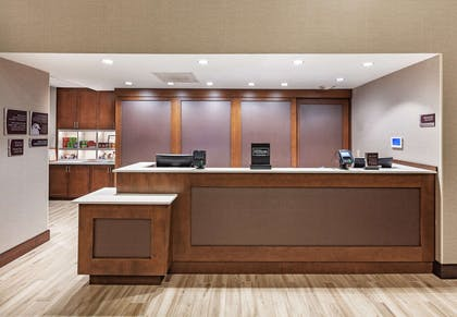 Reception | Homewood Suites by Hilton Greensboro Airport