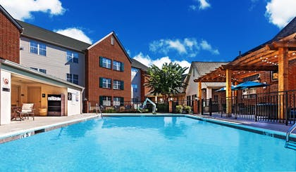 Pool | Homewood Suites by Hilton Greensboro Airport