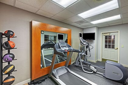 Health club fitness center gym | Homewood Suites by Hilton Greensboro Airport