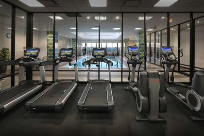 Health club | Hilton Hartford