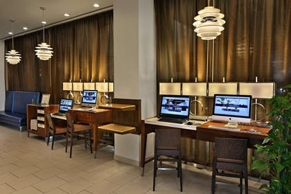 Business Center | Hilton Hartford