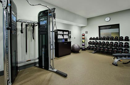 Health club | Hampton Inn Hagerstown - Maugansville