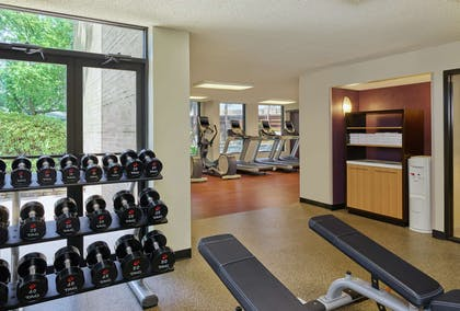 Health club | DoubleTree by Hilton Hotel Houston Intercontinental Airport