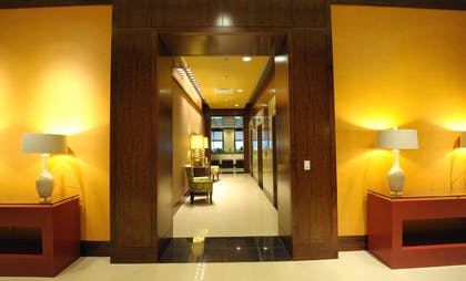 Lobby | Embassy Suites by Hilton Houston Downtown