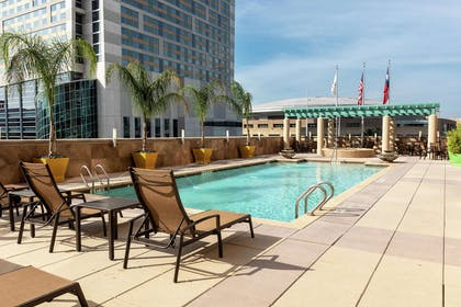 Pool | Embassy Suites by Hilton Houston Downtown
