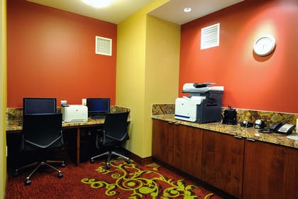 Business Center | Embassy Suites by Hilton Houston Downtown