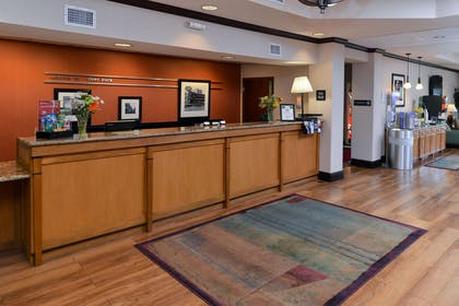 Reception | Hampton Inn Houston Deer Park Ship Area
