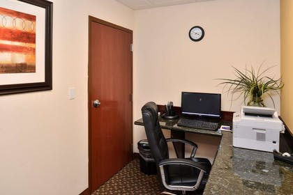 Business Center | Hampton Inn Houston Deer Park Ship Area