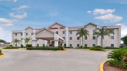 Exterior | Hampton Inn Houston Deer Park Ship Area