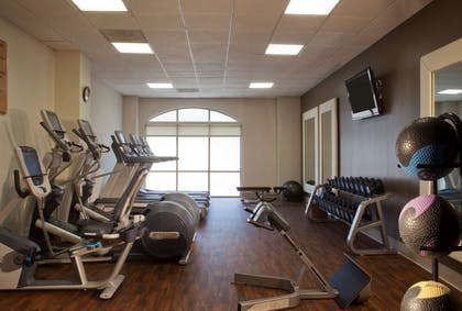 Health club fitness center gym   Embassy Suites by Hilton Houston Near the Galleria