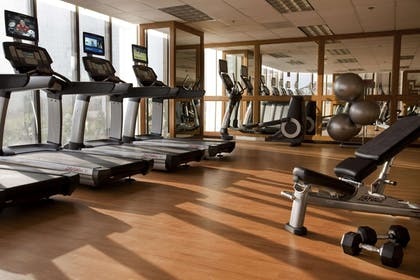 Health club | DoubleTree by Hilton Hotel Houston - Greenway Plaza