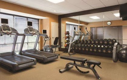 Health club | Homewood Suites by Hilton Houston - Northwest/CY-FAIR