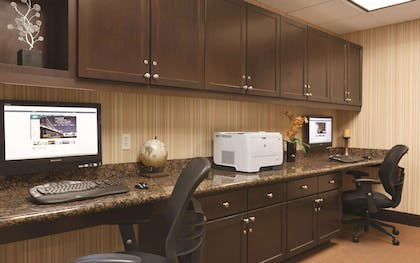 Business Center | Homewood Suites by Hilton Houston - Northwest/CY-FAIR