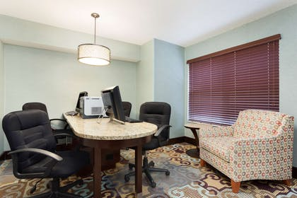 Business Center | Homewood Suites by Hilton Houston-Westchase