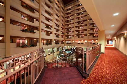 Reception | Embassy Suites by Hilton Huntsville Hotel & Spa