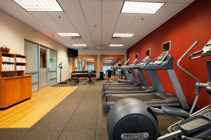 Health club fitness center gym   Embassy Suites by Hilton Huntsville Hotel & Spa