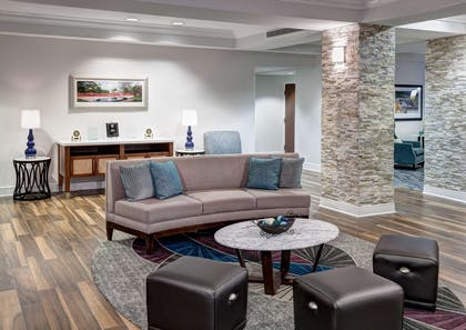 Lobby | Homewood Suites by Hilton Huntsville-Village of Providence