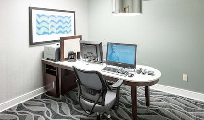 Business Center | Homewood Suites by Hilton Huntsville-Village of Providence