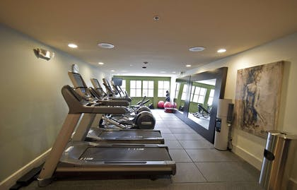 Health club | DoubleTree Suites by Hilton Hotel Huntsville South
