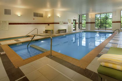 Pool | DoubleTree by Hilton Sterling - Dulles Airport