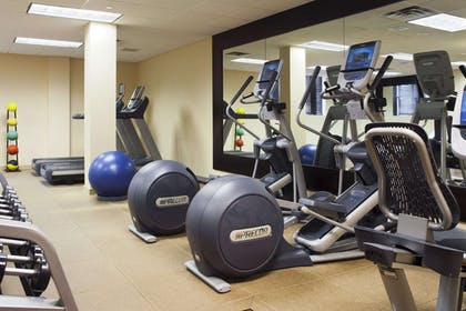 Health club | DoubleTree Fallsview Resort & Spa by Hilton - Niagara Falls