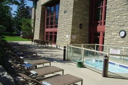 Pool | DoubleTree Fallsview Resort & Spa by Hilton - Niagara Falls