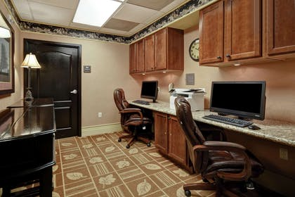 Business Center | Homewood Suites by Hilton @ The Waterfront