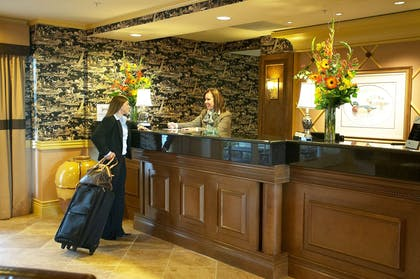 Reception | Homewood Suites by Hilton @ The Waterfront