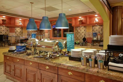 Breakfast Area | Homewood Suites by Hilton @ The Waterfront