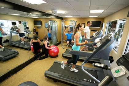 Health club | Homewood Suites by Hilton @ The Waterfront