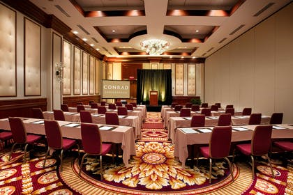 Meeting Room | Conrad Indianapolis