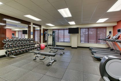 Health club | Hampton Inn Indianapolis/Carmel