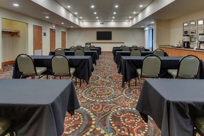 Meeting Room | Hampton Inn Indianapolis/Carmel