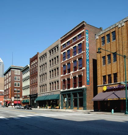 Exterior | Homewood Suites by Hilton Indianapolis-Downtown