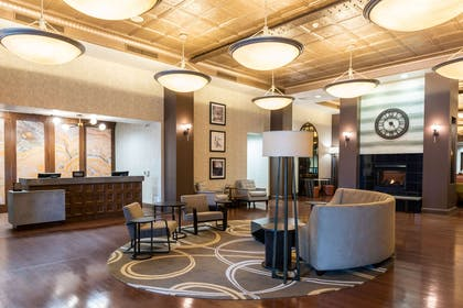 Reception | Homewood Suites by Hilton Indianapolis-Downtown