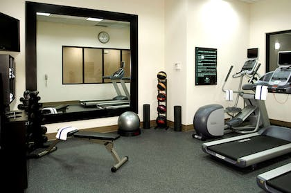 Health club | Homewood Suites by Hilton Indianapolis-Downtown
