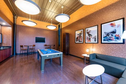 Recreational Facility | Homewood Suites by Hilton Indianapolis-Downtown