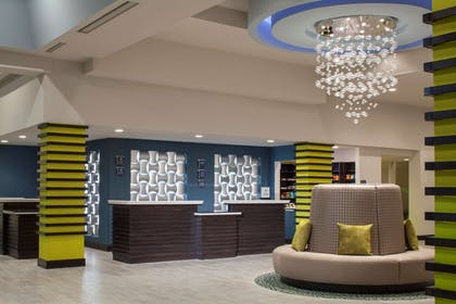 Reception | DoubleTree by Hilton Hotel Jacksonville Airport