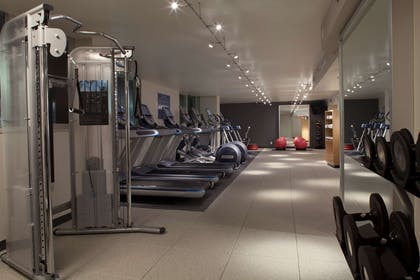 Health club | DoubleTree by Hilton Hotel Jacksonville Airport