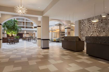 Reception | Embassy Suites by Hilton Jacksonville Baymeadows