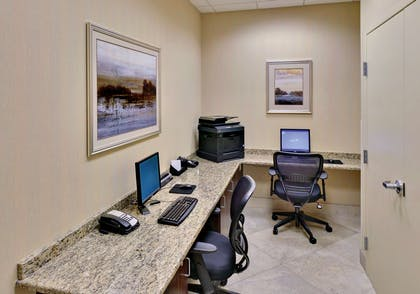 Business Center | DoubleTree by Hilton Hotel Tinton Falls - Eatontown