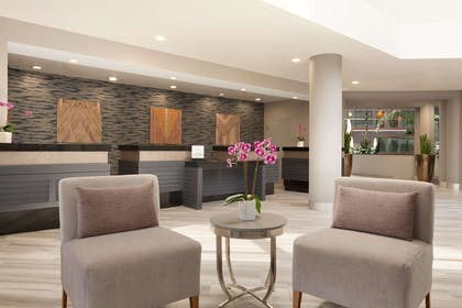 Reception | Embassy Suites by Hilton Irvine Orange County Airport