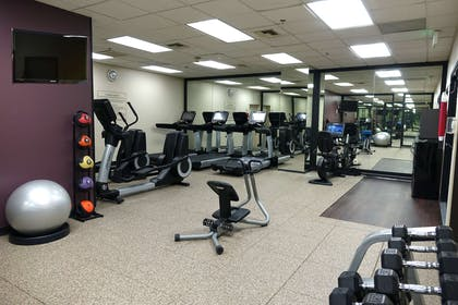 Health club fitness center gym | Embassy Suites Los Angeles Intl Airport North