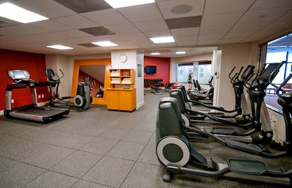 Health club | DoubleTree by Hilton Los Angeles Downtown