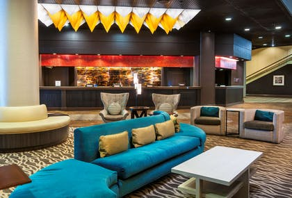 Reception | DoubleTree by Hilton Los Angeles Downtown