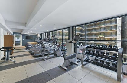 Health club | Embassy Suites by Hilton, Los Angeles - Downey
