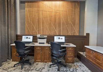 Business Center | Embassy Suites by Hilton, Los Angeles - Downey