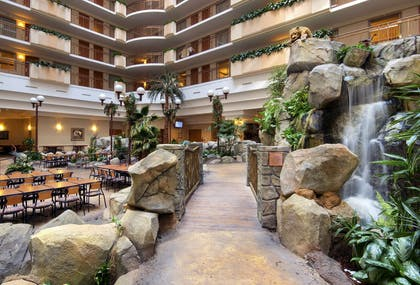 Lobby | Embassy Suites by Hilton Anaheim South