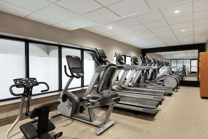 Health club | Embassy Suites by Hilton Arcadia Pasadena Area