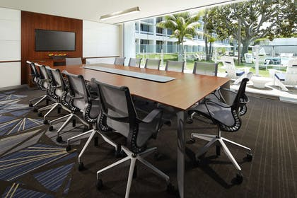Meeting Room   Hotel MDR Marina del Rey - a DoubleTree by Hilton